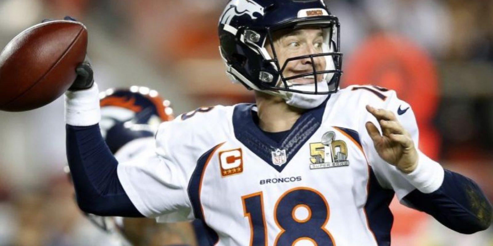 Peyton tiene 39 años Foto:Getty Images