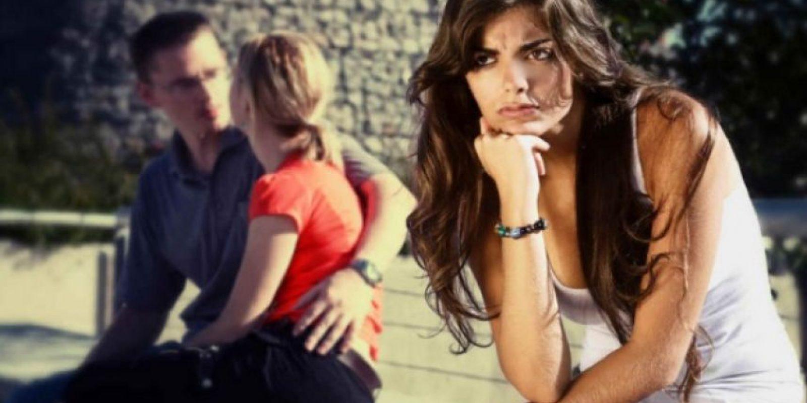 En los casos más crónicos, la pareja celópata llega hasta el extremo de ser violento con su pareja y/o con el supuesto amante. Foto:Pinterest