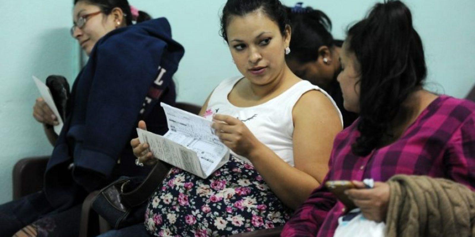 Recomiendan que las embarazadas eviten cualquier picadura del mosquito. Foto:AFP