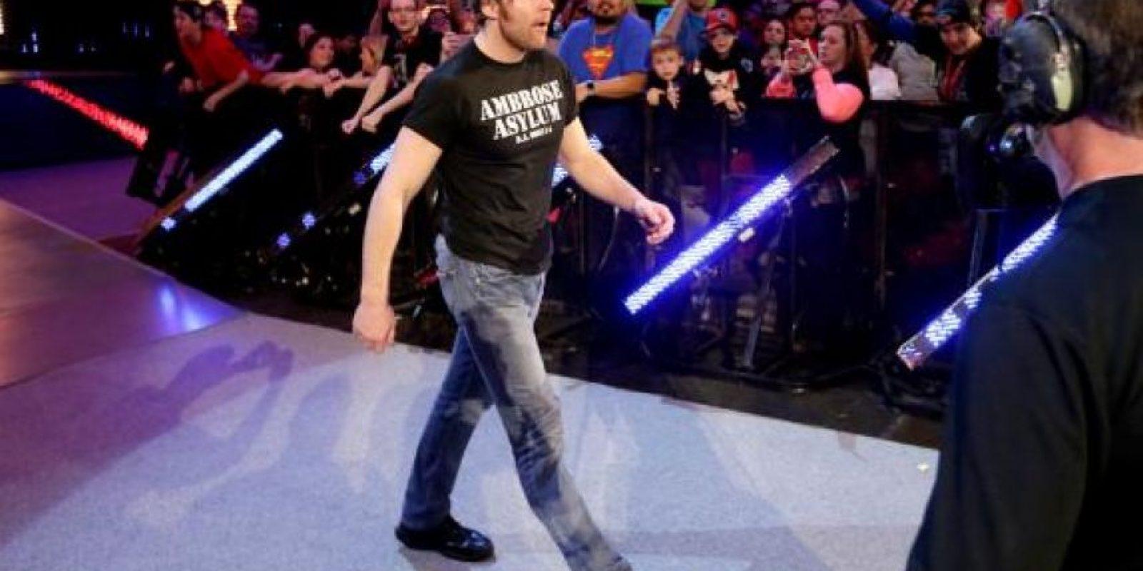 Rebeldes como Dean Ambrose Foto:WWE