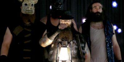 Oscuros como Bray Wyat Foto:WWE