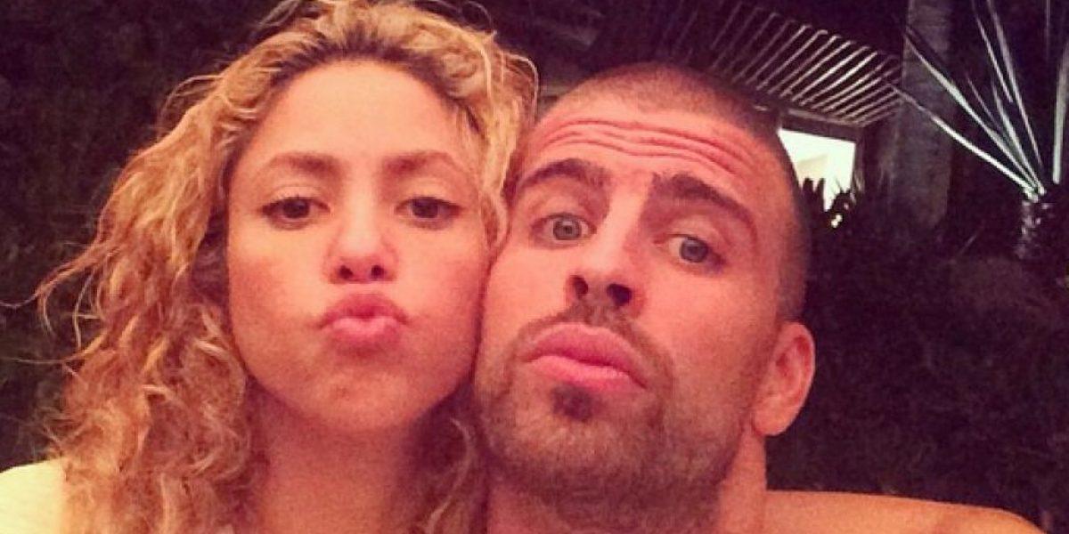 Shakira sobre Gerard Piqué:
