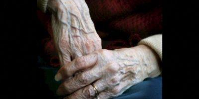3. Peng Xiuhua, originaria de china tenía 101 años cuando cayó en cama por más de dos semanas, sus hijas la cuidaron pero poco a poco perdió el pulso y su cuerpo se puso rigido Foto:Getty Images