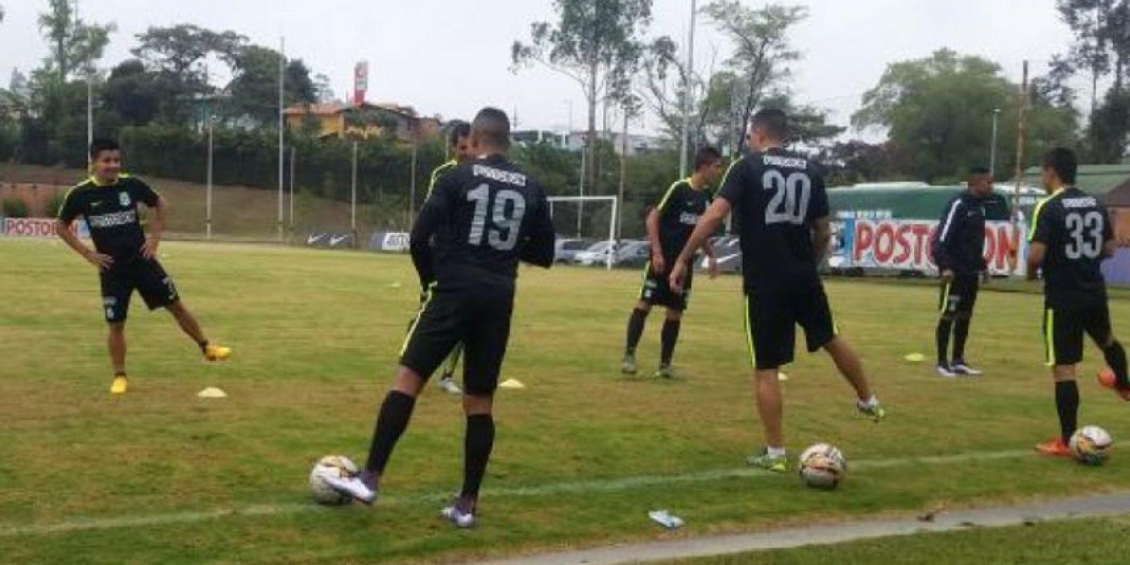 Foto:Cortesía página oficial Atlético Nacional.