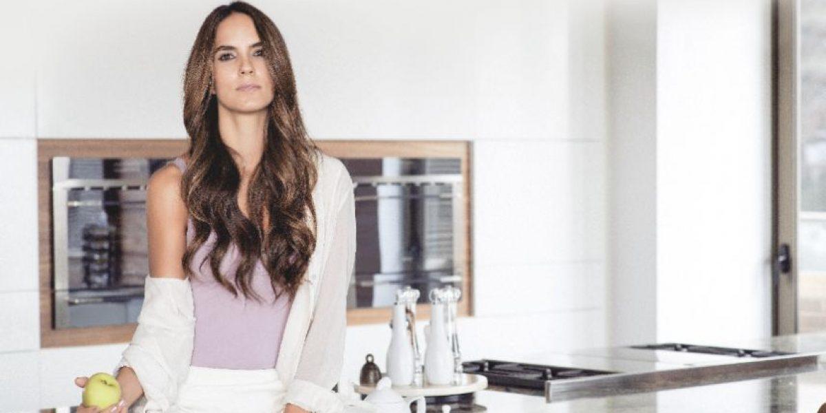 Catalina Aristizábal, equilibrio de mente y cuerpo sano