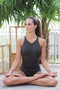 El yoga ha sido para Catalina una gran ayuda para encontrar ese equilibrio. Foto:Cortesía Planeta- Mateo Londoño