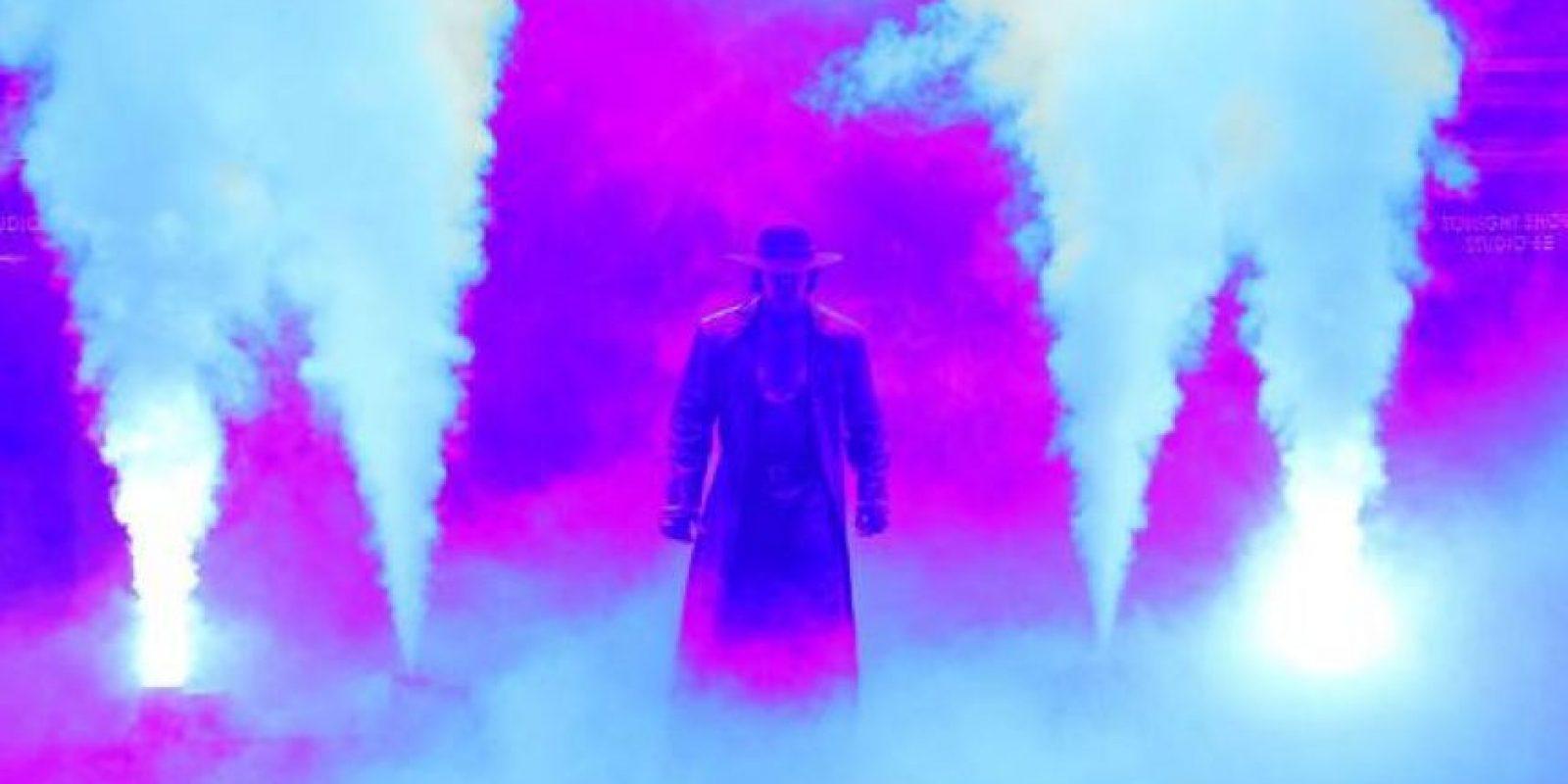 Son enigmáticos como Undertaker Foto:WWE