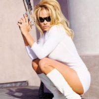 "De 1998 a 2002 estuvo en la serie ""V.I.P"", donde se lució como actriz de comedia. Foto:Getty Images"