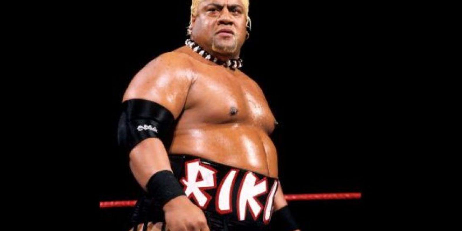 Rikishi Foto:WWE