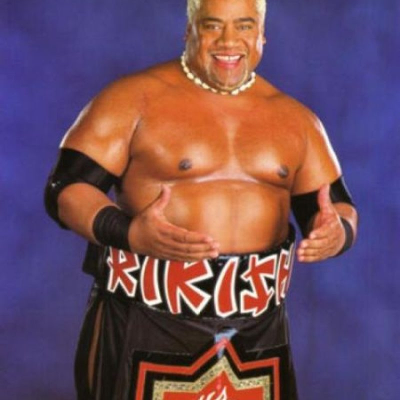 El padre de Los Uso cuenta con unos nietos gemelos Foto:WWE