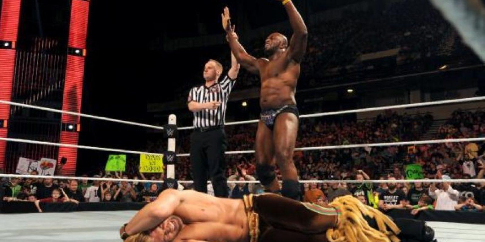 ¿Quién es Titus O'Neil? Foto:WWE