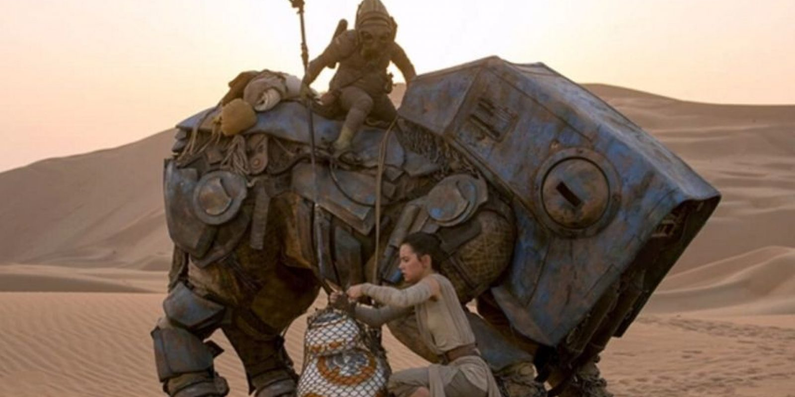 """Star Wars: Episode VII – The Force Awakens"". Foto: Walt Disney Pictures"