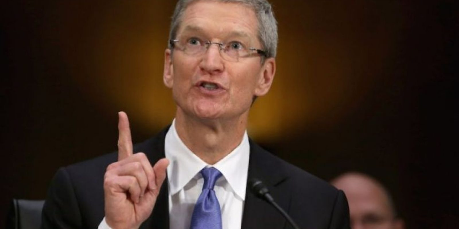 Tim Cook enfureció con usuarios de Twitter. Foto: Getty Images