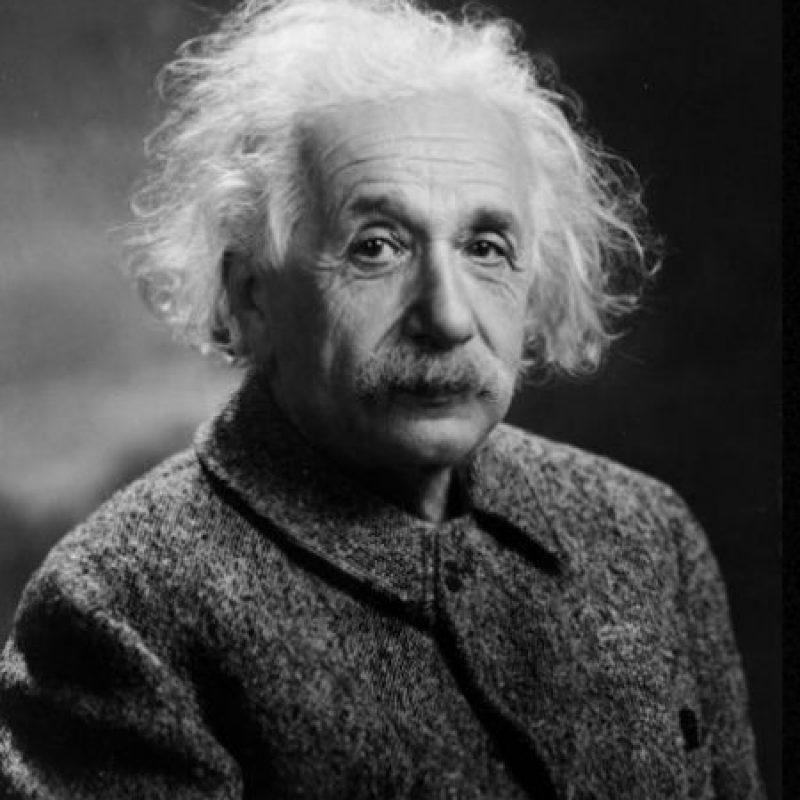 Las ondas gravitacionales propuestas por Albert Einstein sí existen. Foto:Vía Wikimedia Commons