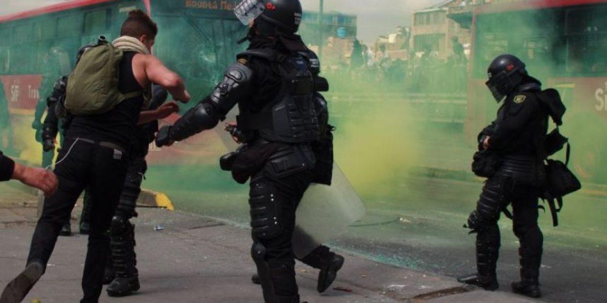 Algunos capturados por disturbios en TM tienen antecedentes penales