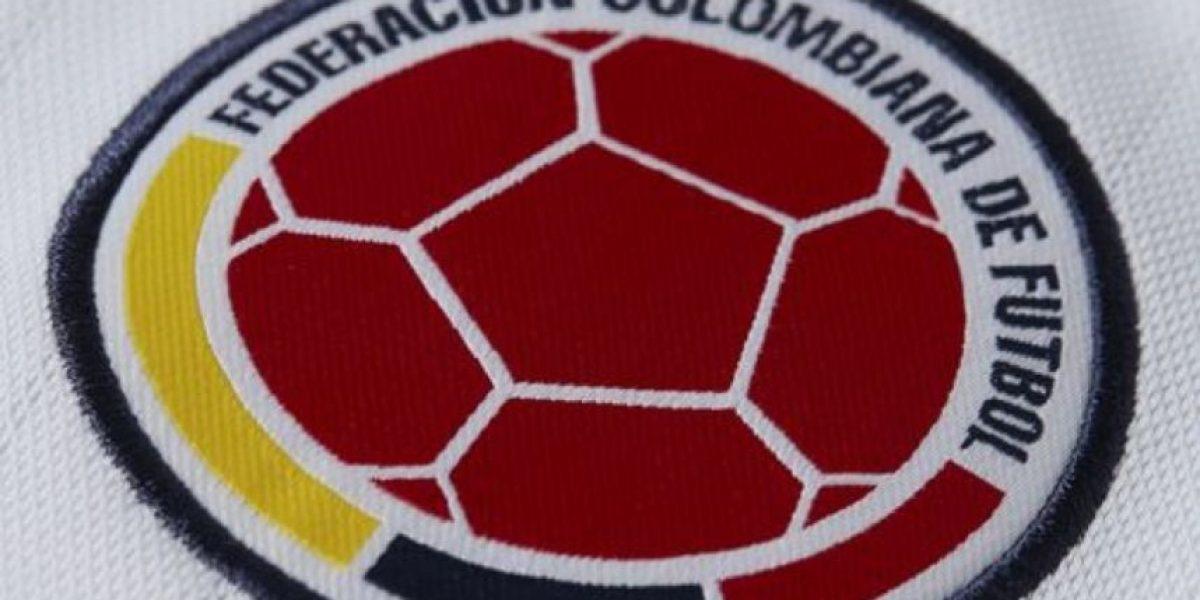 Detalles de la camiseta blanca de Colombia para 2016