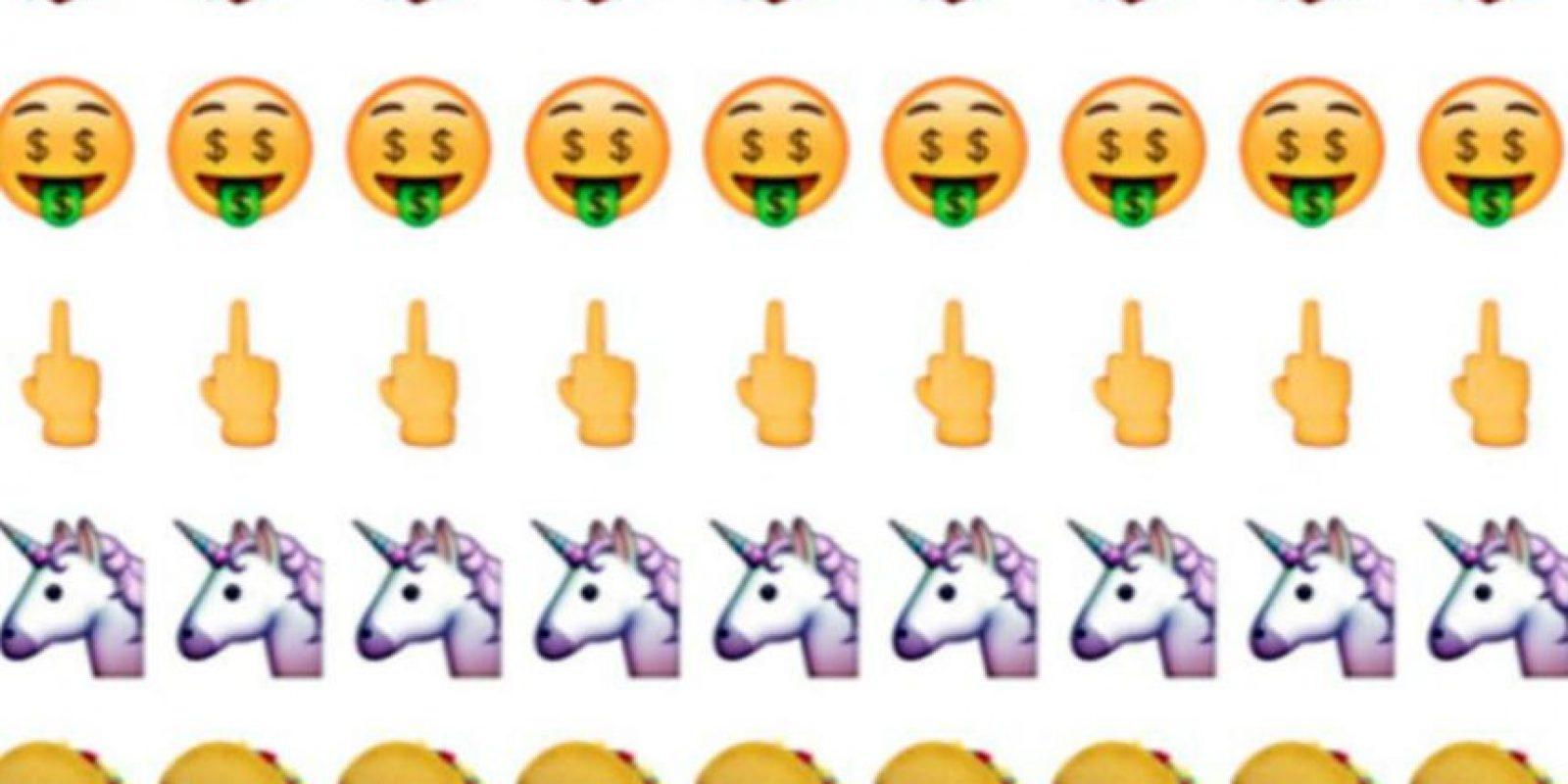Android incorporó nuevos emojis. Foto:Vía emojipedia.org