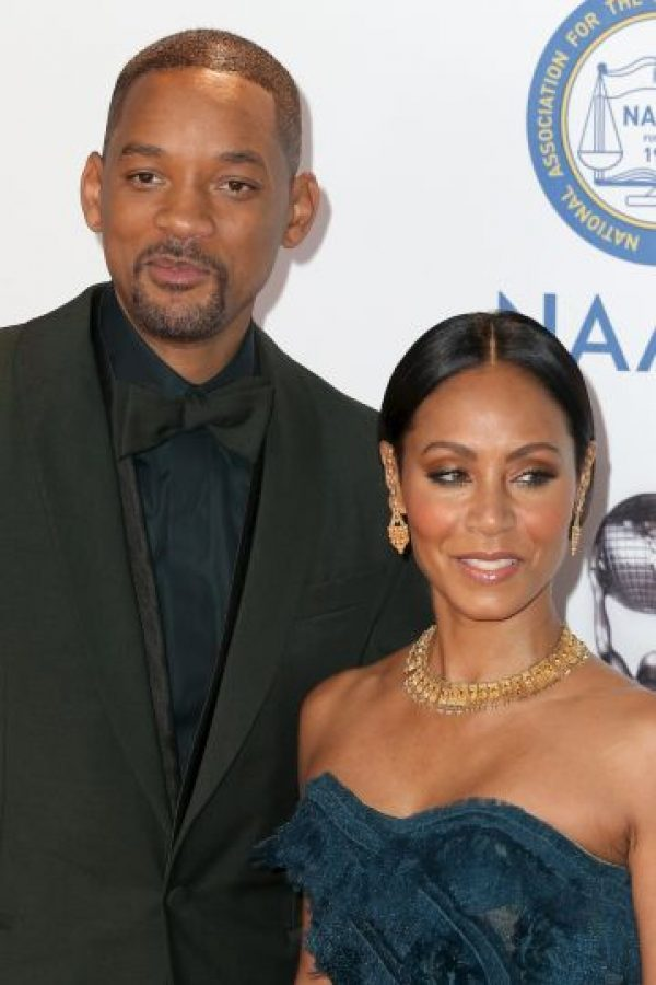 Will Smith y Jada Pinkett Foto: Getty Images
