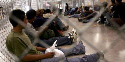 Han existido otras riñas en el interior del penal Foto:Getty Images
