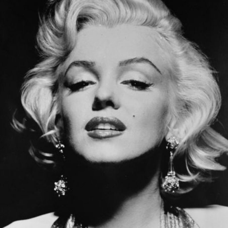 Marilyn Monroe era presa de su mito de símbolo sexual. Por eso se fue a Nueva York a estudiar actuación con Lee Strasberg. Foto:vía Getty Images