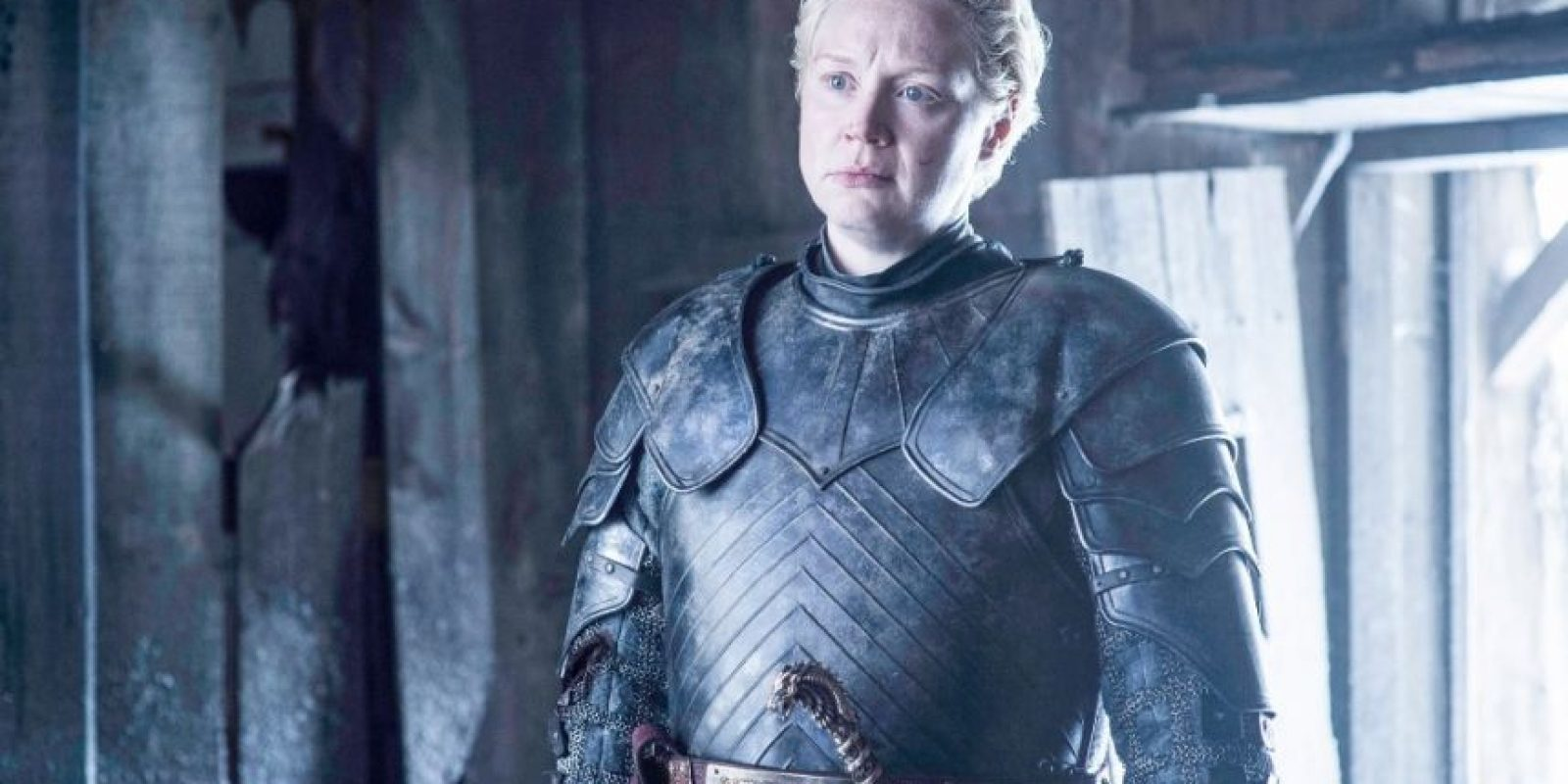 ¿Qué hará esta vez Brienne de Tarth? Foto: Vía Facebook/Game of Thrones