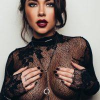 """Fue elegida como la """"Mejor Ringcard Girl del Año"""" por sexta ocasión y segunda vez consecutiva Foto:Vía instagram.com/ariannyceleste"""