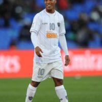 3- Ronaldinho. Foto:Getty Images