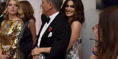 Daniel Craig y Rachel Weisz Foto:Getty Images