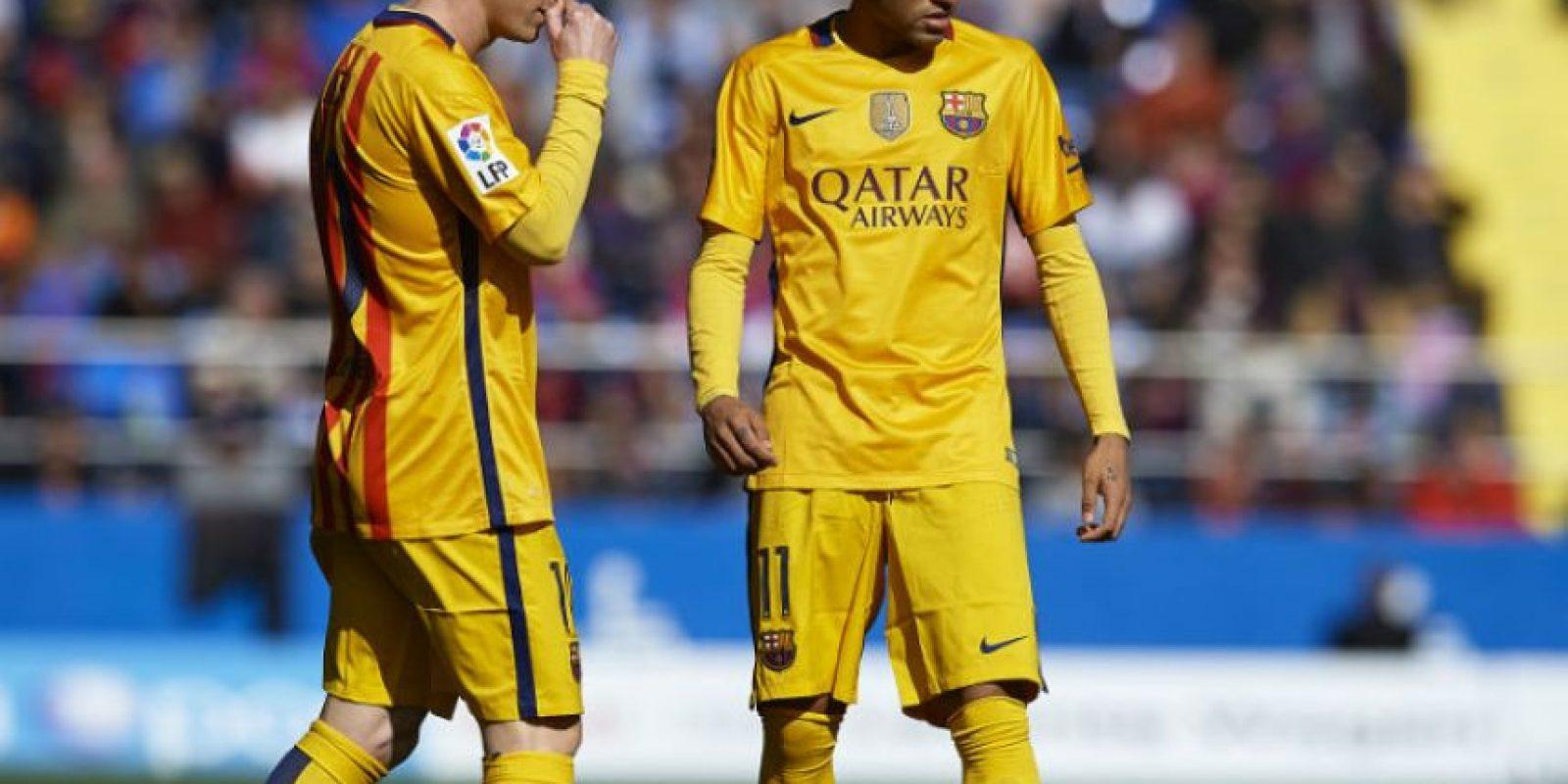 Los culés son los actuales campeones del torneo copero. Foto:Getty Images