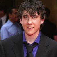 "Matthew Lewis, de ""Harry Potter"", interpretaba al ñoño Neville. Foto:vía Getty Images"