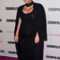 Así cambió el cuerpo de Kim Kardashian durante su último embarazo Foto:Getty Images