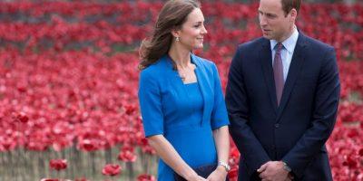 Hasta que se casó y fue feliz con Kate Middleton y se quedó calvo. Foto:vía Getty Images