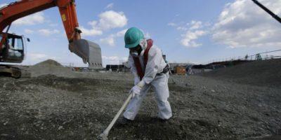 Ahora el gobierno espera contener la contaminación que el accidente ocasionó. Foto:AFP
