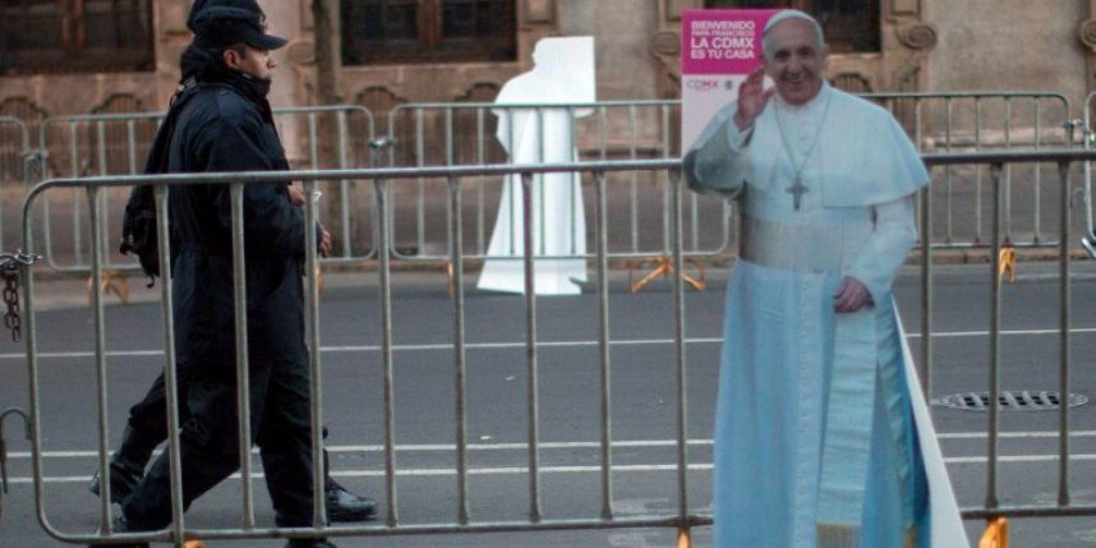 Esta es la primera vez que lo hará luego de obtener su cargo Foto:AFP