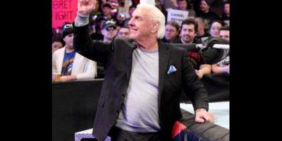 """""""The Nature Boy"""" se ha casado en cuatro ocasiones y algunos de sus hijos de esas uniones ya tuvieron descendencia Foto:WWE"""