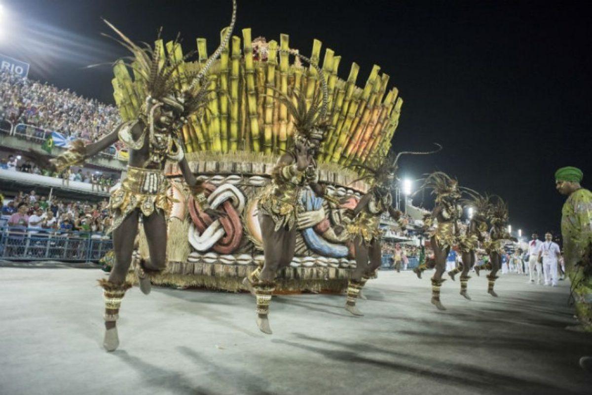 Sin embargo, en varias ciudades de los estados de Sao Paulo, Paraíba y João, se cancelaron las celebraciones. Foto:Getty Images