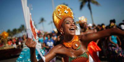 Como es tradición, esta fiesta inicia cuarenta días antes de la Semana Santa Foto:Getty Images