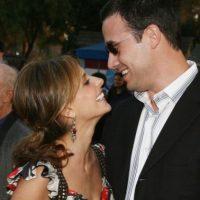 """Esta pareja se conoció en la película """"Sé lo que hicieron el verano pasado"""" en 1997. Se casaron en México en 2002 y siguen juntos en la actualidad. Foto:Getty Images"""