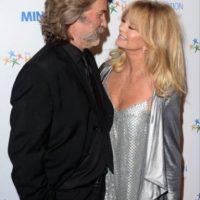 """Han estado juntos desde 1983. Incluso en una entrevista Hawn declaró: """"Una relación duradera no es solo un matrimonio, se trata de la compatibilidad y la comunicación"""". Foto:Getty Images"""