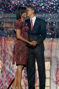 En 2001, nació su segunda y última hija, Sasha Obama. Foto:Getty Images