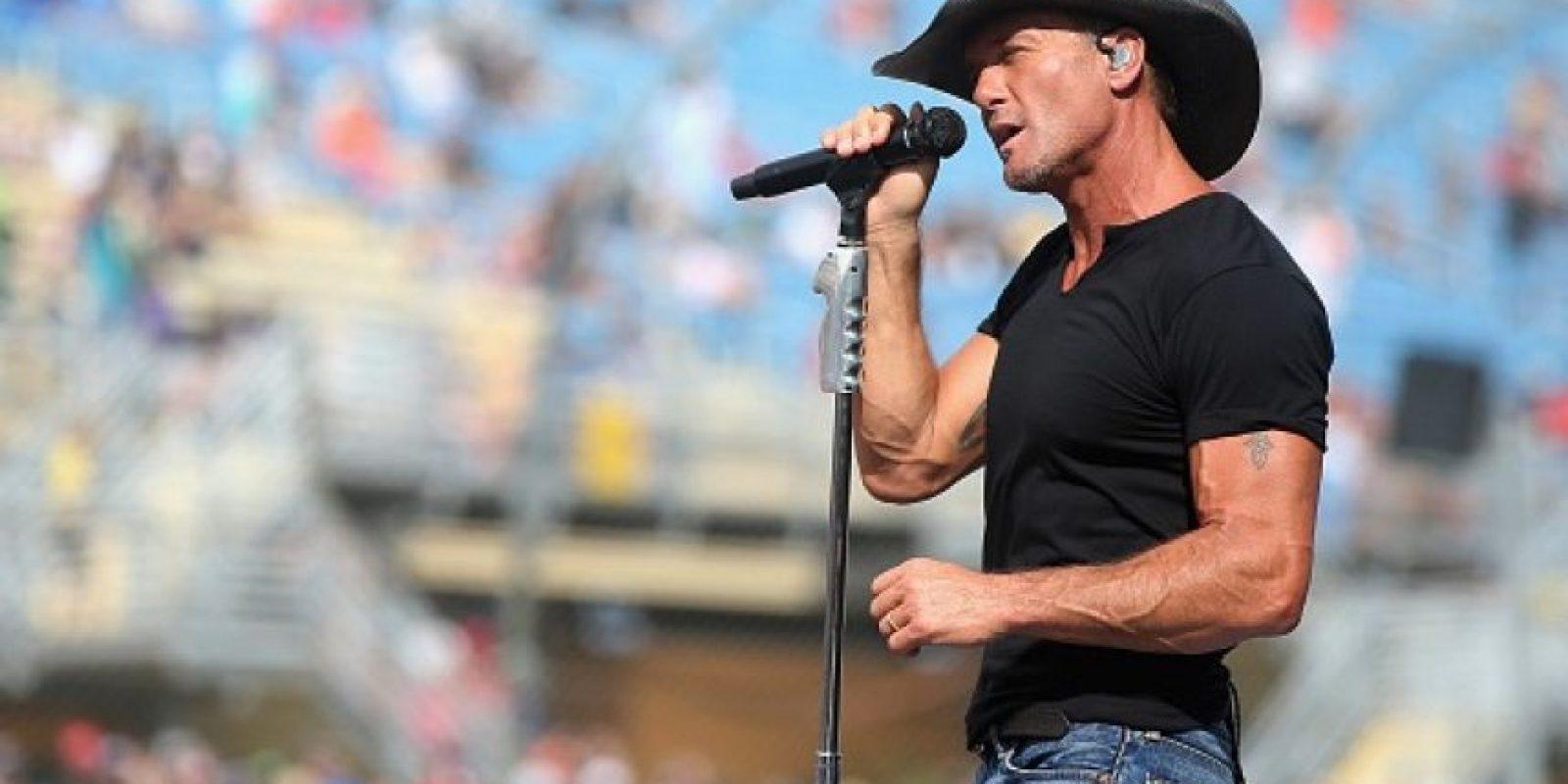 Nominaciones al Grammy 2016: 1 (Mejor canción country) Foto:Getty Images