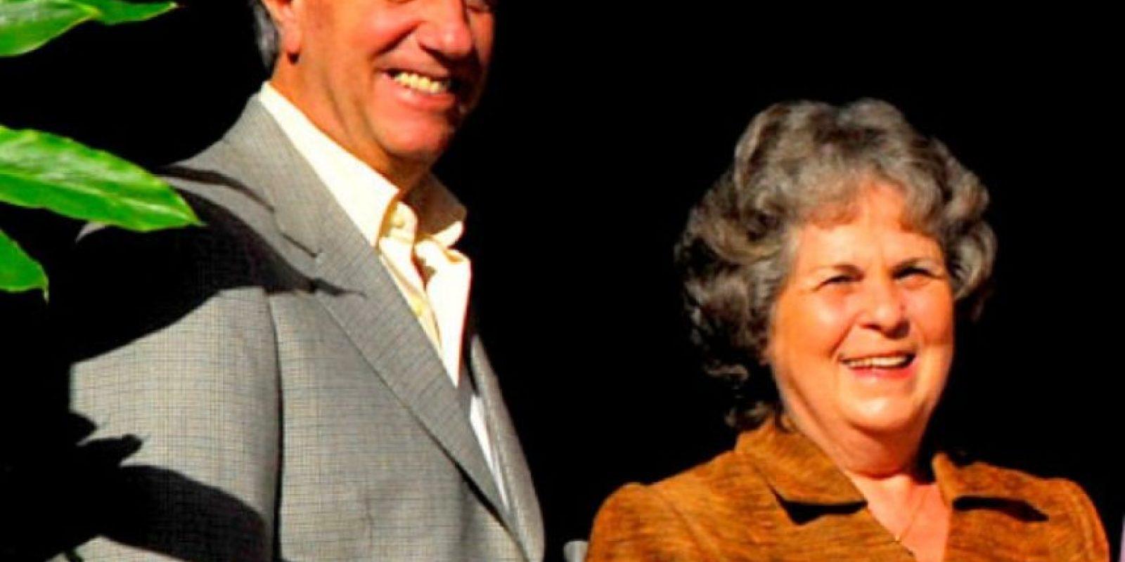 uruguay: Tabaré Ramón Vázquez Rosas y María Auxiliadora Delgado Foto:Wikipedia Commons