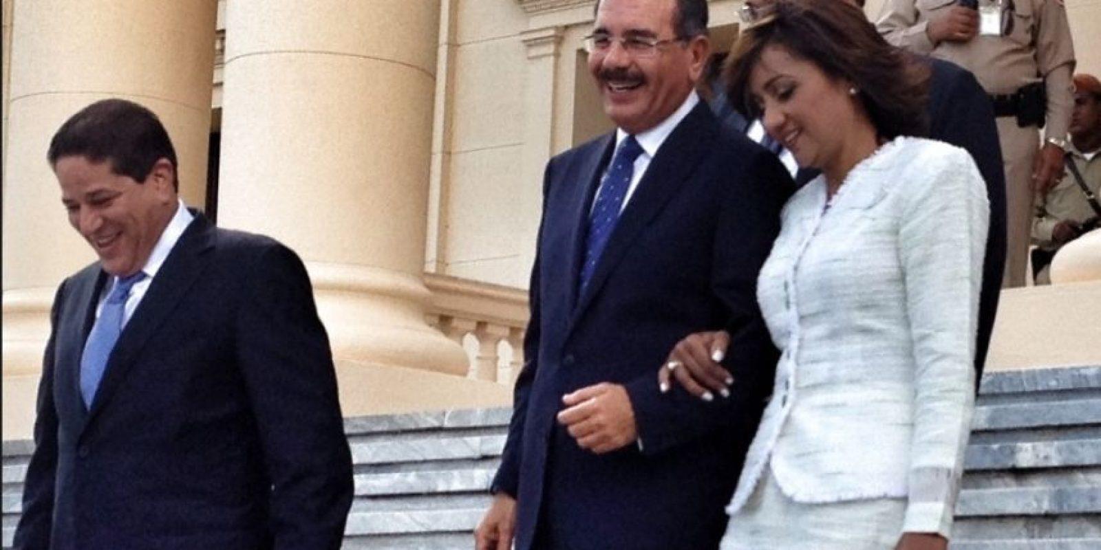 República Dominicana: Danilo Medina y Cándida Montilla Foto:Wikipedia Commons