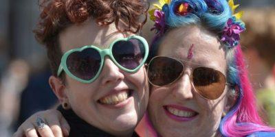 Con excepción de Irlanda del Norte, el matrimonio entre personas del mismo sexo es permitido en el resto del país, desde el 13 de marzo de 2014. Foto:Getty Images