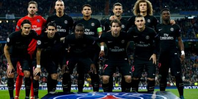 PSG recibe a Chelsea Foto:Getty Images