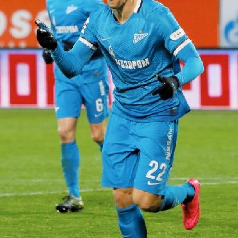 El sorprendente club ruso es el rival del Benfica Foto:Getty Images