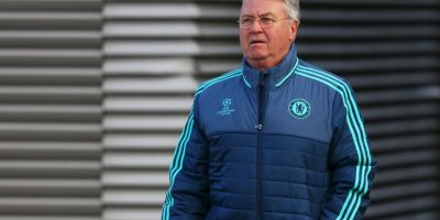 Chelsea no pierde desde la llegada al timón de Guus Hiddink Foto:Getty Images