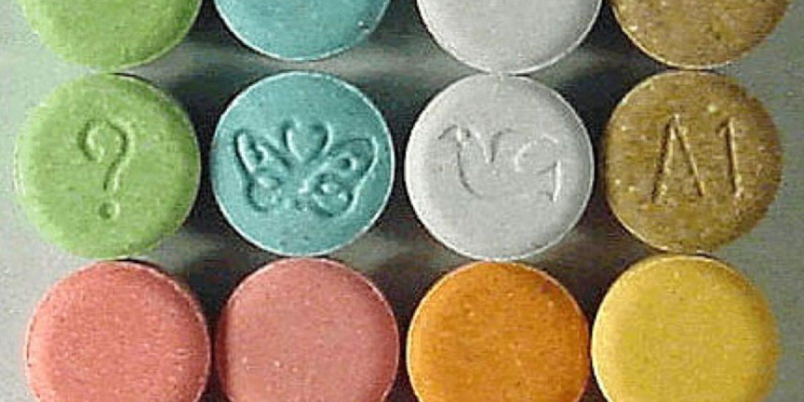 Éxtasis Foto:Wikipedia.org