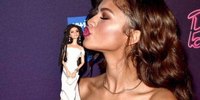 Y por tener una muñeca de sus rastas. Foto:vía Getty Images