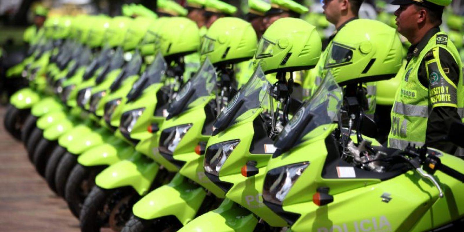 Altos cargos de la Policía y varios congresistas estarían involucrados con la supuesta red 'La comunidad del anillo'. Foto:EFE